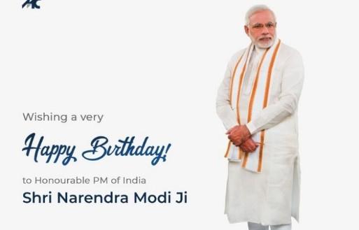 ट्विटर पर 4 लाख लोग बोले Happy Bday Modi Ji 40 लाख लोगों ने होश उड़ा दिए