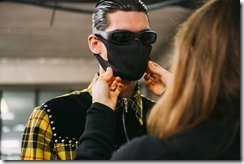 17 PALM ANGELS FW 18-19 - Backstage images