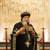 His Holiness Pope Tawadros II visit to St. Mark LA - _MG_0534.JPG