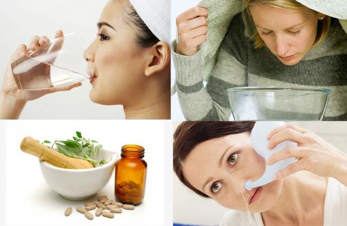 Tips Menangani Sinusitis Di Rumah
