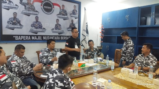 Syamsurachman Pimpin Langsung Rapat BAPERA Se-Kabupaten-Kota, Harap Disimak Pesan Pentingnya