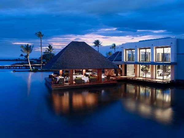 Hotel four seasons mauritius