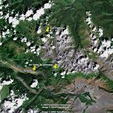 Aktash et les Monts Severo-Chuykij