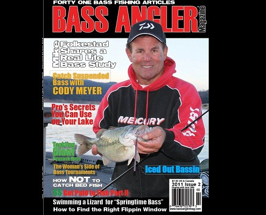Mike folkestad bass fishing blog news articles for Bass fishing magazine