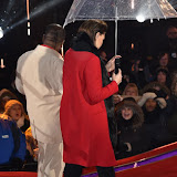 OIC - ENTSIMAGES.COM - Winston McKenzie at the  first Celebrity Big Brother eviction from the Big Brother house . Elstree London 8th January 2016 Photo Mobis Photos/OIC 0203 174 1069