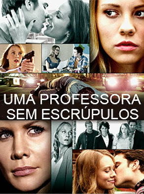 Filme Poster Uma professora sem escrúpulos DVDRip XviD & RMVB Dublado