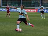 Gaat Maud Coutereels nog door bij Standard na dit seizoen?