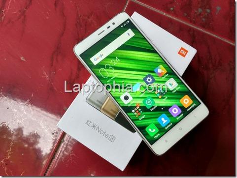 Impresi Awal Xiaomi Redmi Note 3 Pro