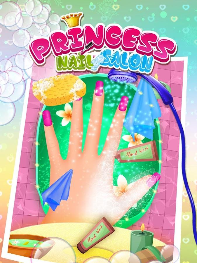 Nail Art Salon Simulator 2 - Android Apps on Google Play