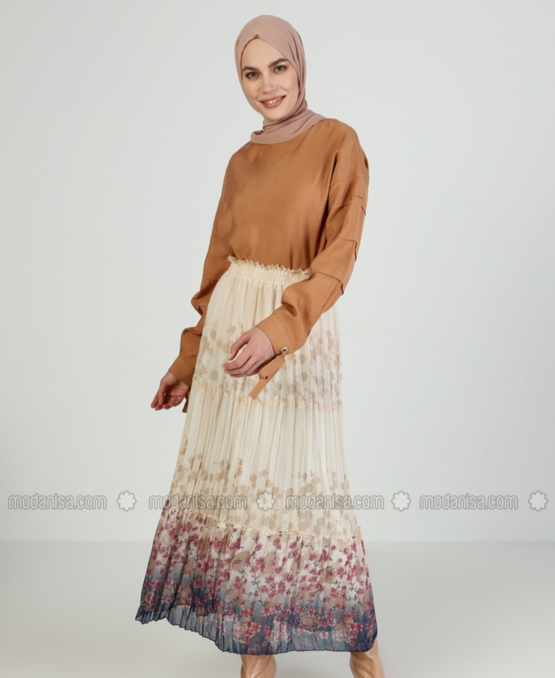 Robes Hijab: 2021 marque un style moderne