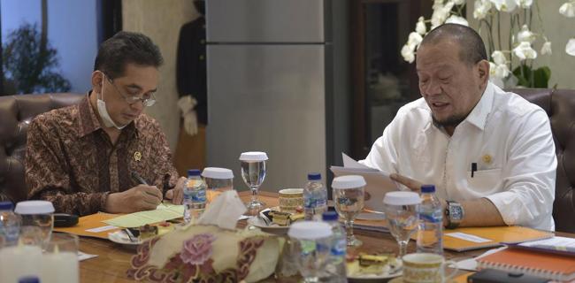 Rapat Dengan Mendag, Ketua DPD: Sayur Apa Yang Tidak Bisa Ditanam Di Indonesia?