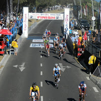110 K later, the Finish of Cape Argus bicycle race