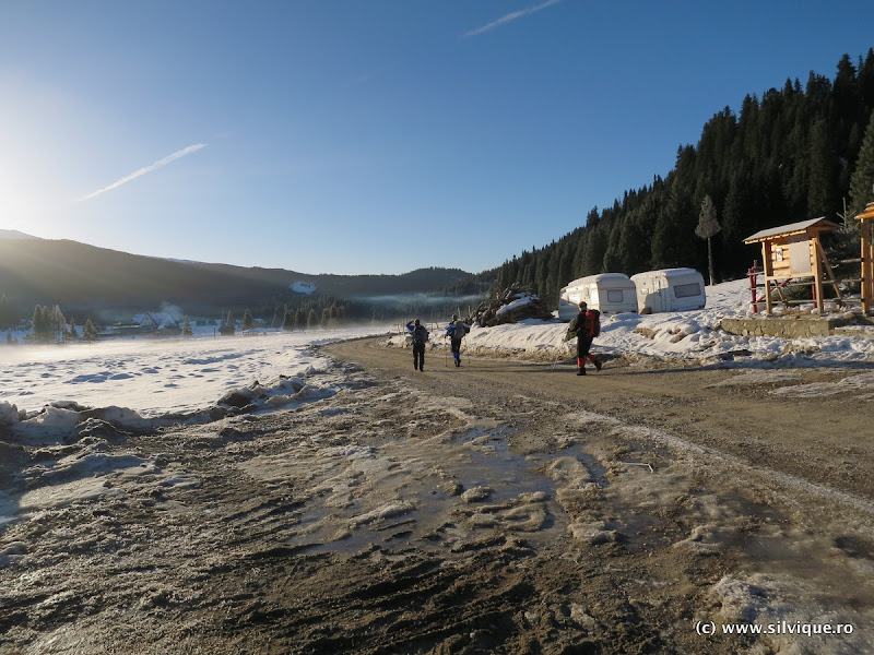 2015.12.20 - Padina - Vf Omu - V Ialomitei cu Sabina