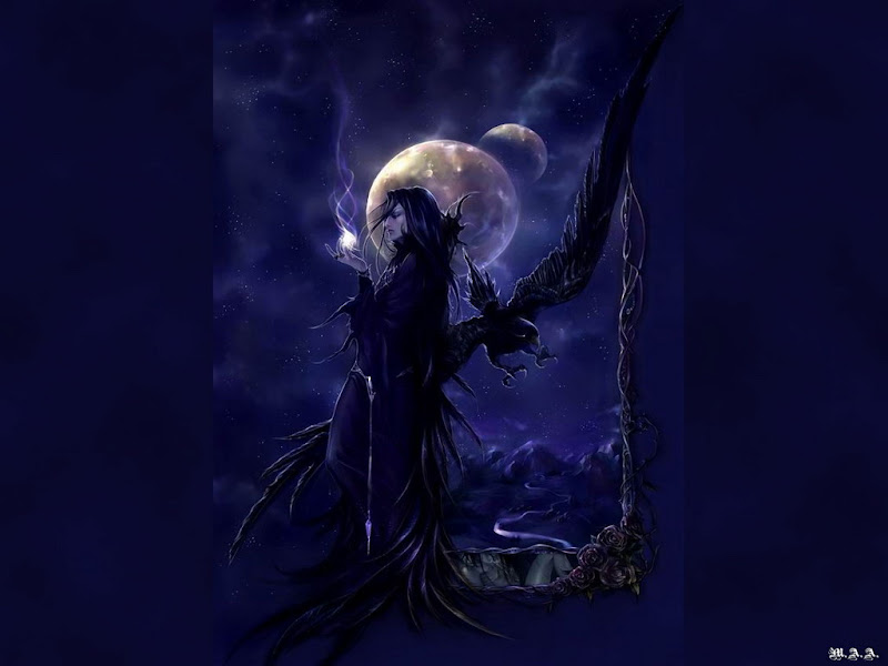 Lord Of Ravens, Magick Lands 2