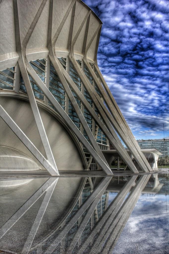 Valencia, City Of Arts And Sciences - 15