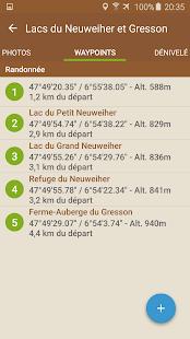 Visorando GPS randonnée 7