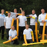 Groepsfoto's Terschelling 2011
