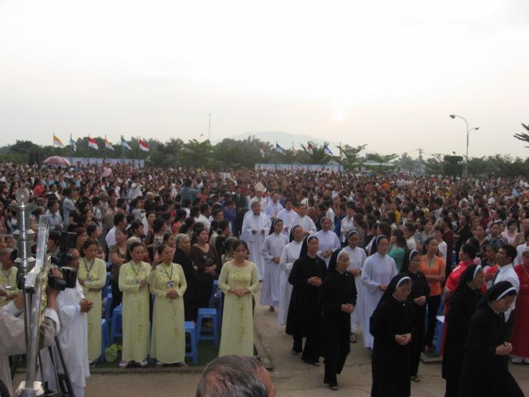 Thánh lễ Mẹ Tà Pao 099