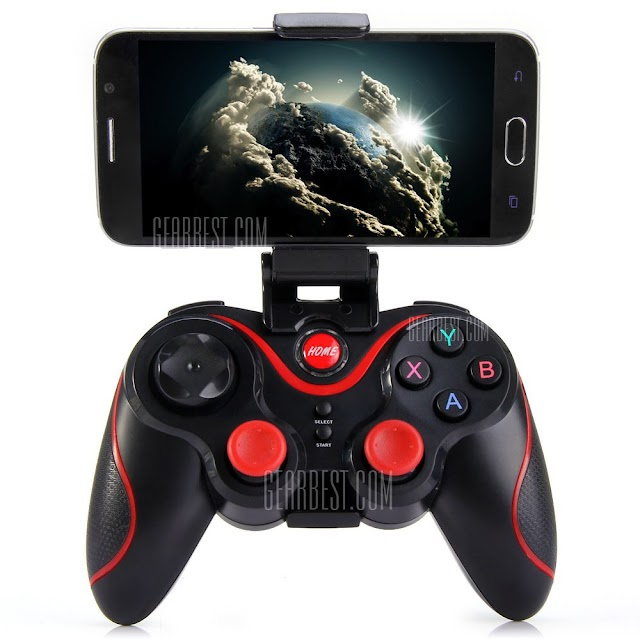 Andriod Wireless Bluetooth Gamepad A must Have For All Game Lovers