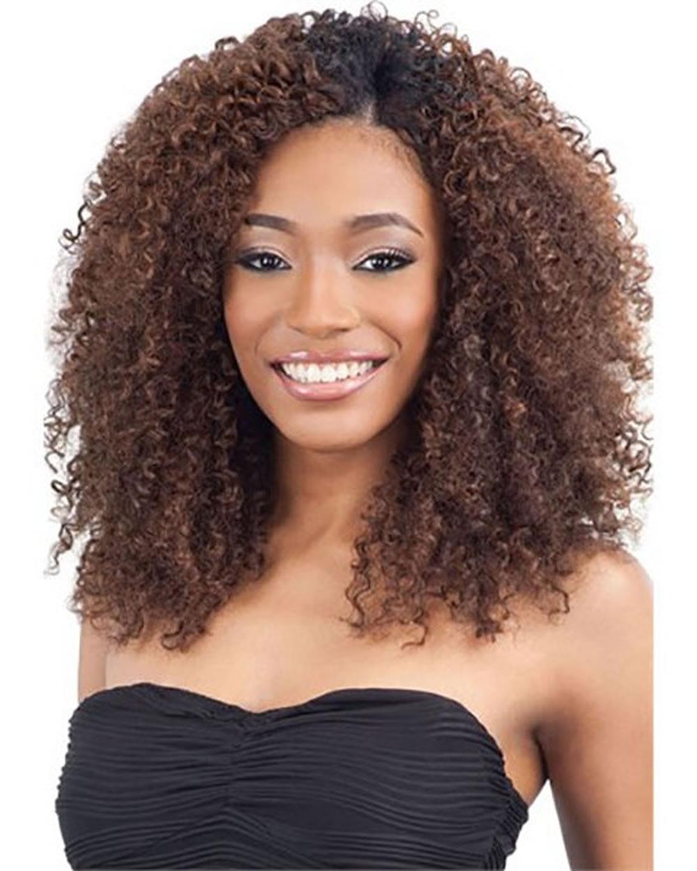 ShortNatural Hairstyles 2019 -African American Girl 2