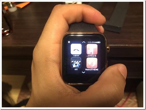 IMG 3383 thumb - 【助けて】未来のガジェット?A9 MTK2502A Smart Watchレビュー!色々とツッコミどころもあるけど決して無能じゃないスマホ連動型の携帯機!一応日本語も対応してるよ、一応ね。【腕時計/スマートウォッチ】