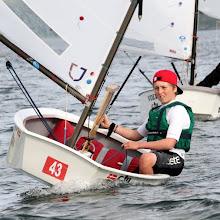 Optimist/laser Aug League + Monaco Sailors(Paul Keal)
