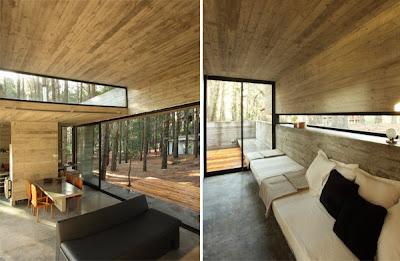 casa4 Casa Cher: Arsitektur Modern Yang Bersahabat Dengan Alam