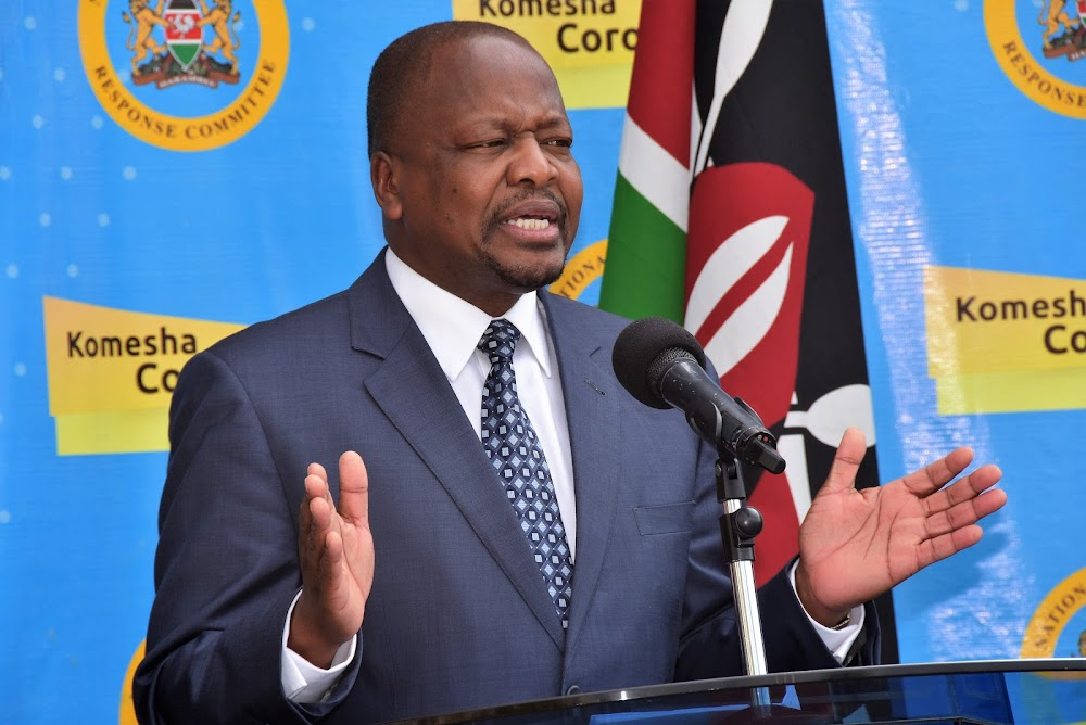 Kenya confirms 947 new positive cases and 12 deaths