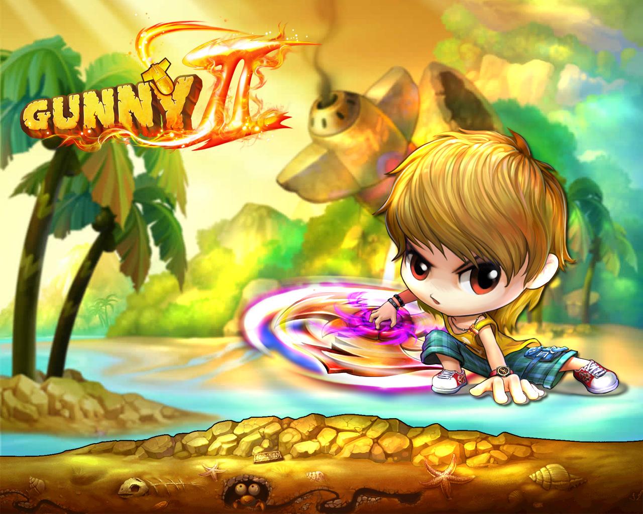 Bộ hình nền đẹp tuyệt của Gunny 2 - Ảnh 5