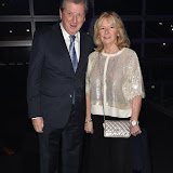 OIC - ENTSIMAGES.COM - Roy Hodgson and Sheila Hodgson at the  London Football Legends Dinner & Awards in London 3rd March 2016 Photo Mobis Photos/OIC 0203 174 1069