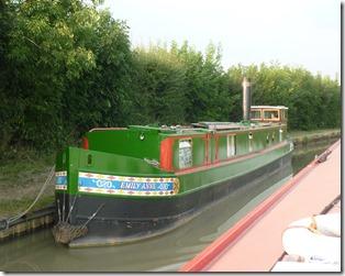 1 steam boat emily ann