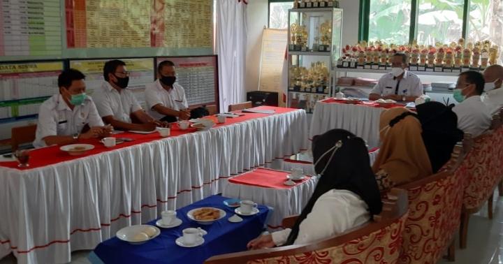 Koordinator UPTD Wilayah Citta Gelar Rapat Koordinasi Bahas Persiapan Hari Jadi Soppeng
