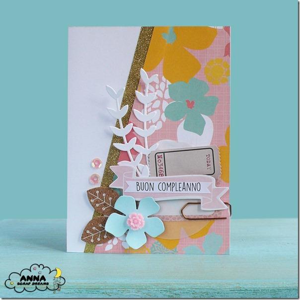 Card primaverile per Dream Elements di marzo