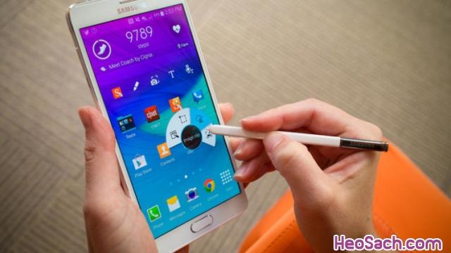 Hình 5 - Hướng dẫn cách chụp màn hình Samsung đơn giản