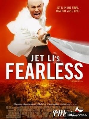Phim Hoắc Nguyên Giáp - Fearless (2006)