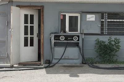 Tankstelle in Sissan