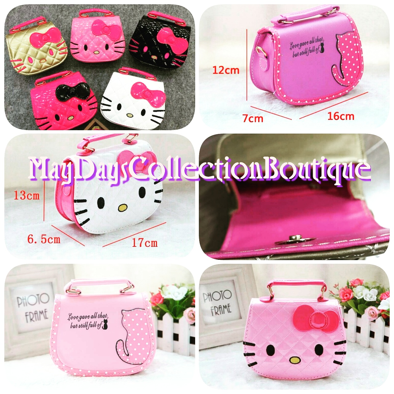 7dd6af622553 MayDay s Collection Boutique  BAG HELLO KITTY