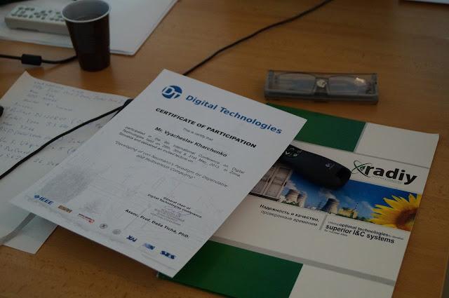 TEMPUS GreenCo GreenCom Workshop (Slovakia, Zilina, May, 31, 2013) - DSC02768.JPG