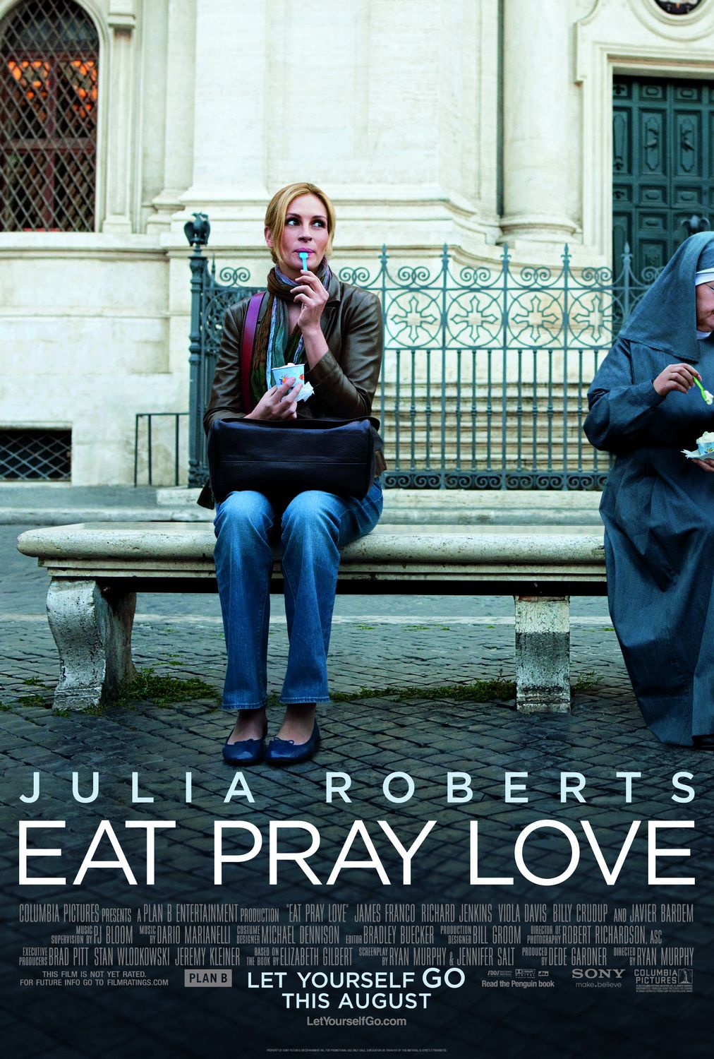 1000 things about travel 2010 eat pray love. Black Bedroom Furniture Sets. Home Design Ideas