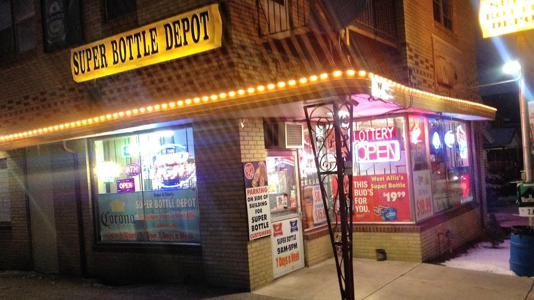 Super Bottle Depot Liquor Store In West Allis