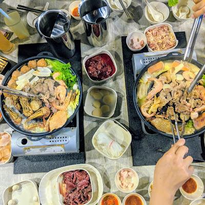 Bangkok Street Mookata - Fresh Seafood, Good Variety, Delicious!