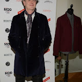 OIC - ENTSIMAGES.COM - Richard Weight  at the March of The Mods - book launch party  London 11th February 2015