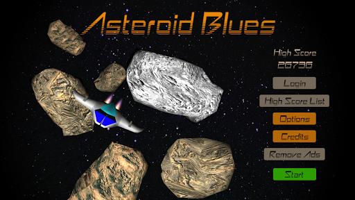 Asteroid Blues: Dodging Rocks