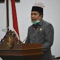 APBD Perubahan di Sahkan Dewan Perwakilan Rakyat Daerah Kab.Soppeng