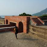 cihou fort in Kaohsiung, Kao-hsiung city, Taiwan