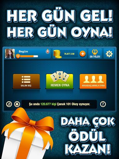 Mynet 101 Okey screenshot 12