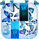 Blue Butterfly Piano Tiles 3