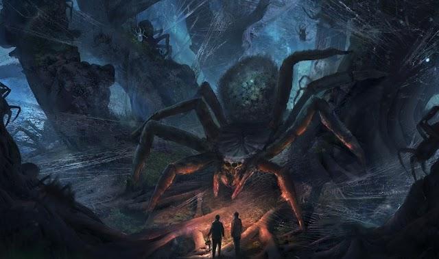 Teoria: Newt Scamander teria dado Aragogue ao Hagrid ?
