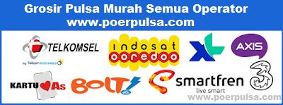 Master Dealer Pulsa Paling Murah