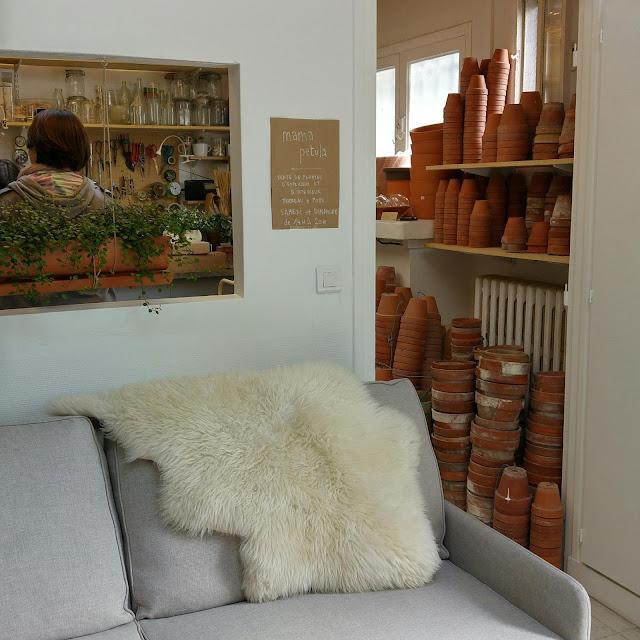 les grands voisins, paris 14, concept store végétal